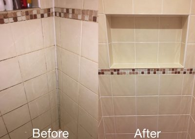 Make your tile grout cleaner